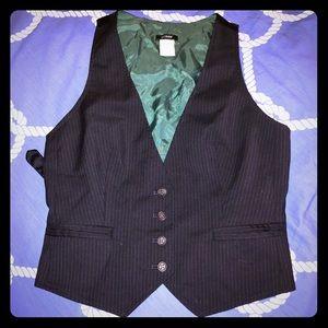 J.Crew wool suit vest